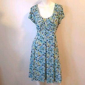 Fashion Bug Fun Dot Sun Dress. Size Large
